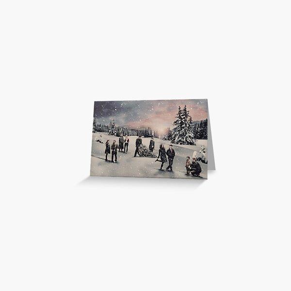 Christmas - OUAT Group Greeting Card