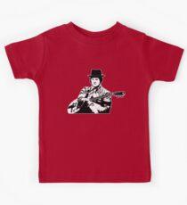 Blues Baby (on dark) Kids Clothes
