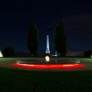 Cenotaph, Hobart Tasmania by Chris Cobern