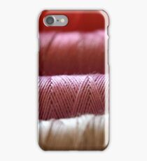Golden Thread iPhone Case/Skin