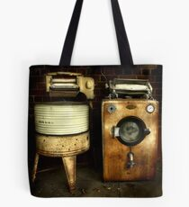 The odd couple ~ Living Museum, Junee NSW Tote Bag