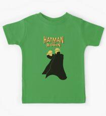 Hatman and Robin Kids Tee
