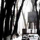 midair light by Nikolay Semyonov