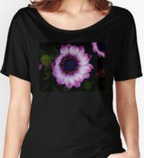 Osteospermum Dark Women's Relaxed Fit T-Shirt