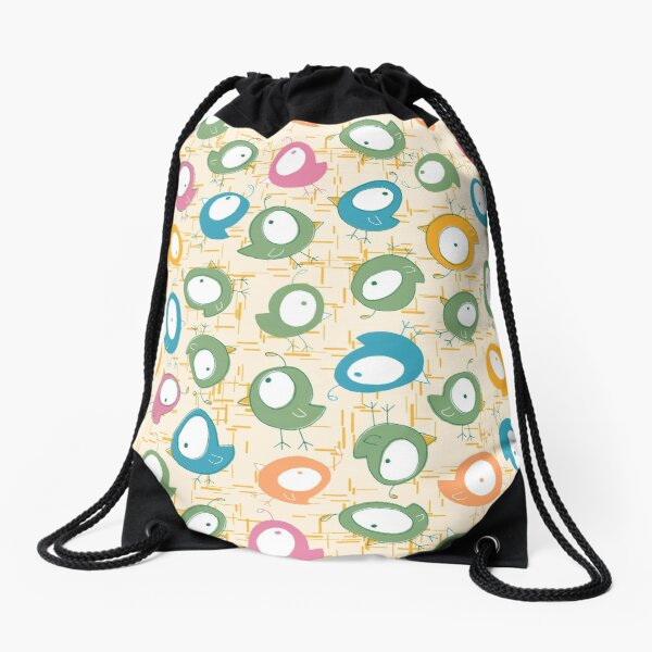 Those Fantabulous Chicks Drawstring Bag