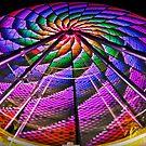 Wind Mill or Ferris Wheel? by AlMiller