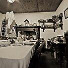 Monte Cristo - Servant's Dining Room by bazcelt