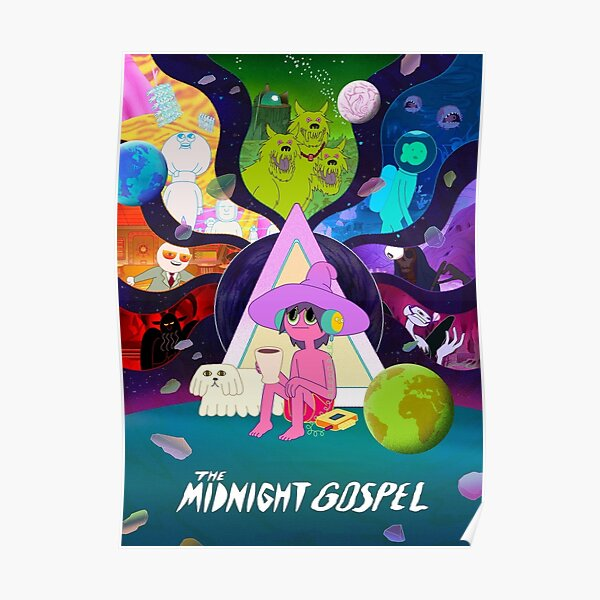 Midnight Gospel Poster