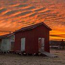 Wallangarra Sunrise - Qld Australia by Beth  Wode