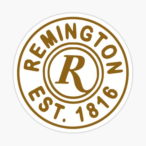 Remington est. 1816 Sticker