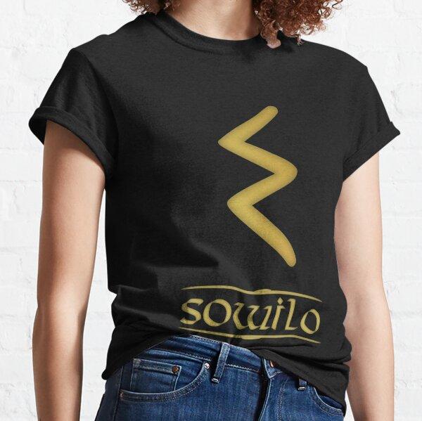 Sowilo - Rune / Älteres Futhark / Serie aus 24 Runen Classic T-Shirt