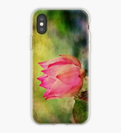 Water Lily - Symbol of Vietnam iPhone Case