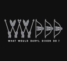 What Would Daryl Dixon Do?