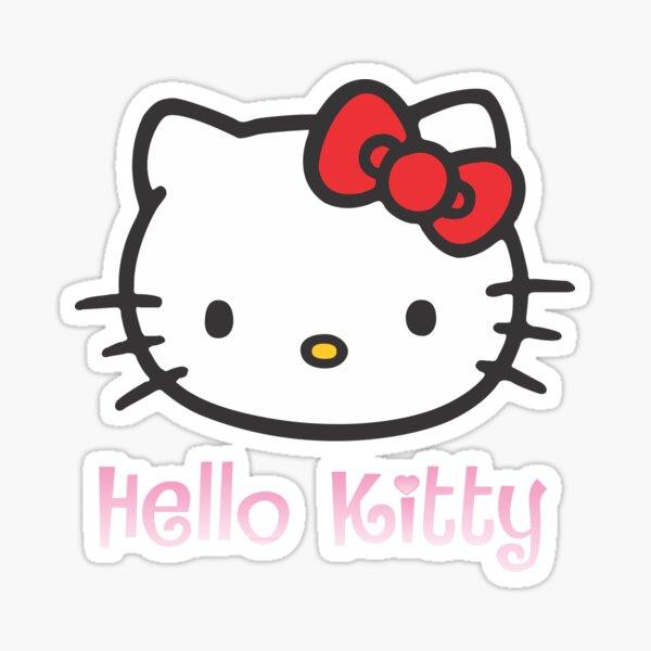 Funny Kitty Sticker