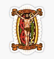 Sacrelicious! Sticker