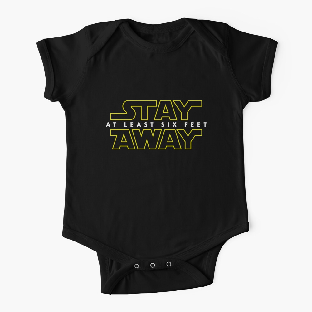 Stay Away Baby One-Piece