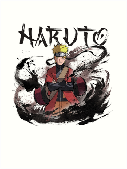 "Naruto Kurama poster wall art home decor photo print 16 24/"" 20"