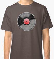 Vinyl Record 1 Classic T-Shirt