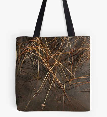 Pier Side Waterscape Tote Bag
