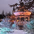 Christmas Bandstand by CreativeEm