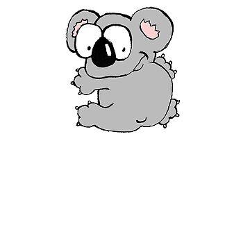 koala bare! by doctorwoo