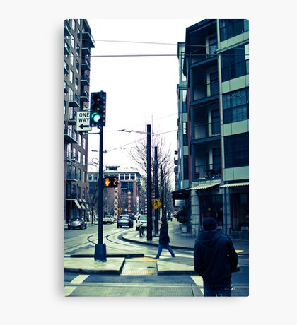 cityscaping Canvas Print
