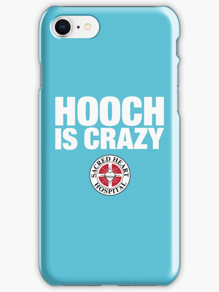 Hooch IS Crazy by huckblade