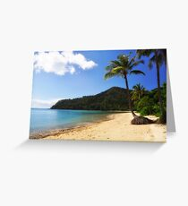 Dunk Island Greeting Card