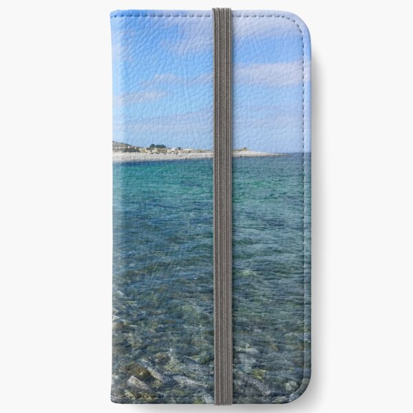 The Flaggy Shore Burren Co Clare iPhone Wallet