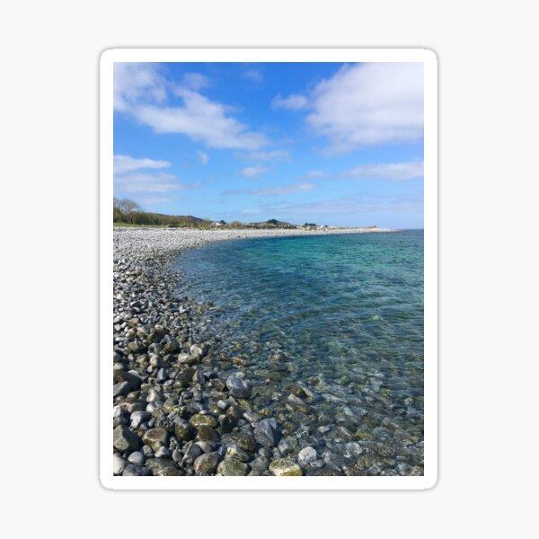 The Flaggy Shore Burren Co Clare Sticker