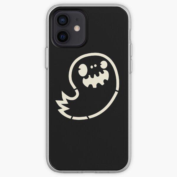Ghost Boy Stencil iPhone Soft Case