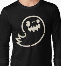 Ghost Boy Stencil Long Sleeve T-Shirt