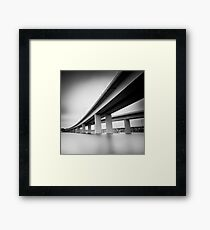 Coast To Coast Framed Print