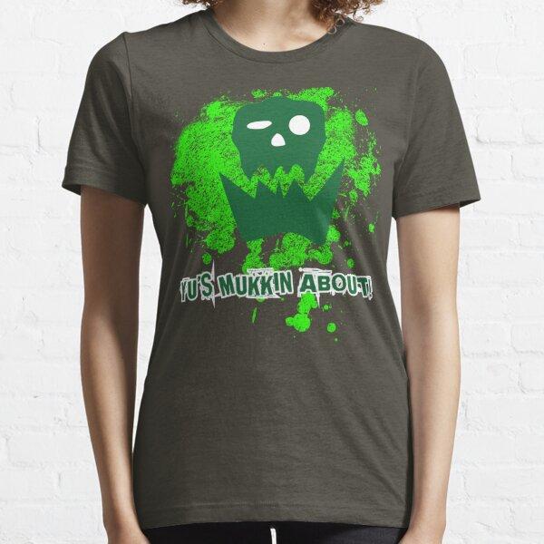 Yu's Mukkin About Essential T-Shirt