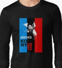 Justice KONY 2012 Long Sleeve T-Shirt