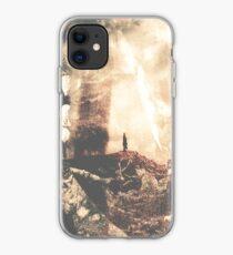 LAZY CALM  iPhone Case