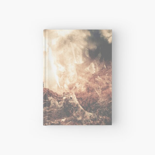 LAZY CALM  Hardcover Journal