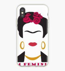 Feminist Frida Kahlo iPhone Case