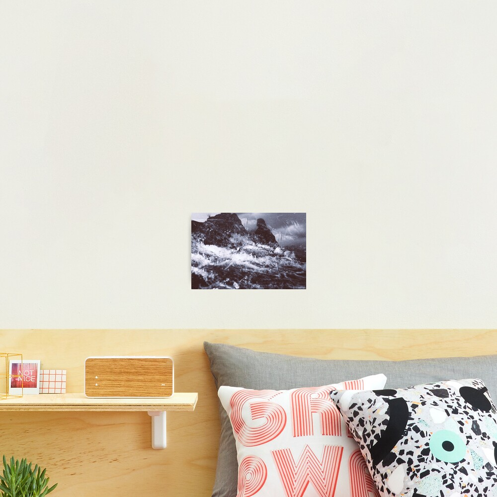 LAZY CALM Photographic Print