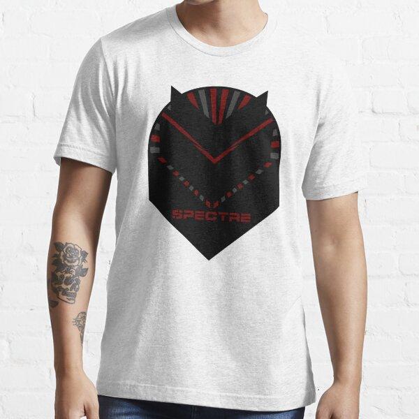 Mass Effect - SPECTRE (Red) Essential T-Shirt