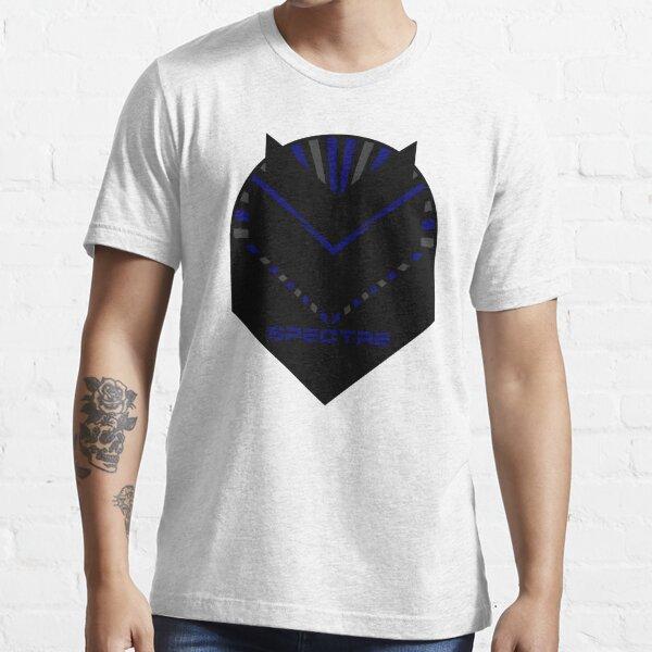 Mass Effect - SPECTRE (Blue) Essential T-Shirt