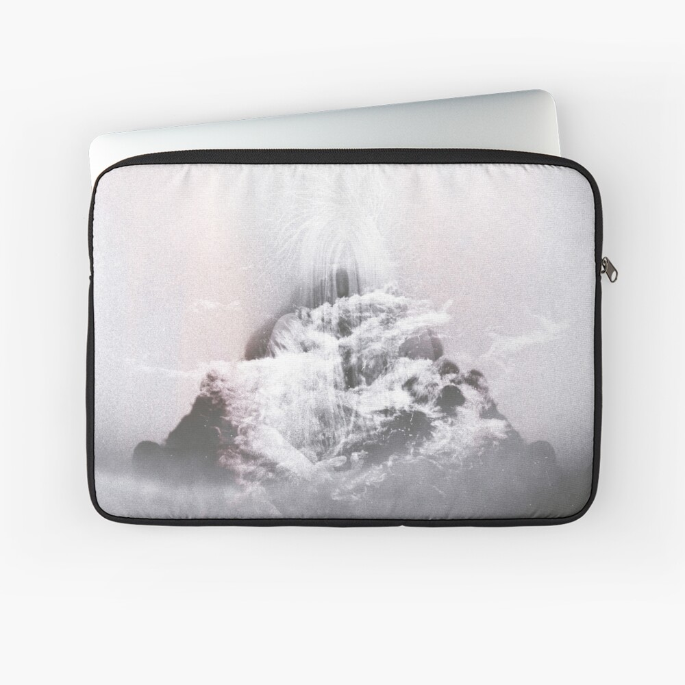LAZY CALM Laptop Sleeve