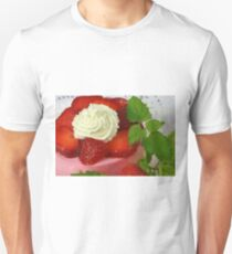 Strawberry Yoghurt Dessert T-Shirt