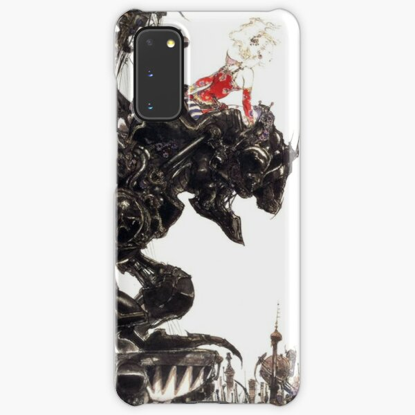 Yoshitaka Amano - Final Fantasy VI Artwork Samsung Galaxy Snap Case