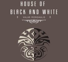 House of Black and White Tee