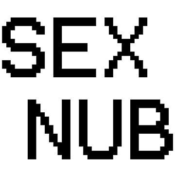 SEX NUB by sluzmond