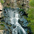 Waterfall Us I70 by jeff welton
