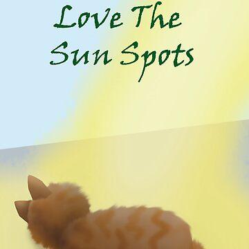 Sun Spot Sleeper by SliderDesigns