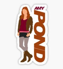 POND. Amy POND Sticker