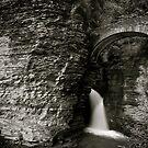 Watkins Glen State Park by Jeff Palm Photography
